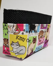 Load image into Gallery viewer, Kitty cat Med organizer