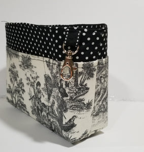 Toile Med Organizer