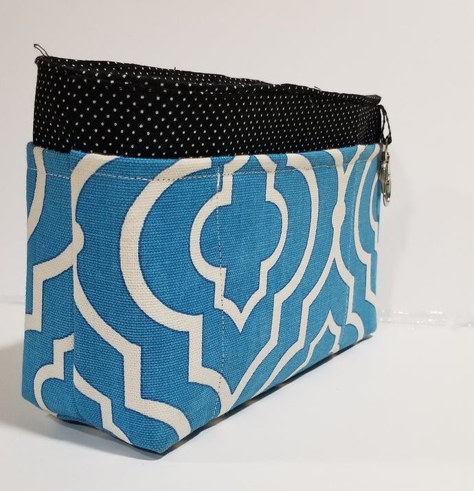 Turquoise Med Organizer