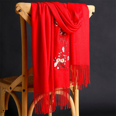 Women Winter Scarf