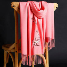 Load image into Gallery viewer, Women Winter Scarf