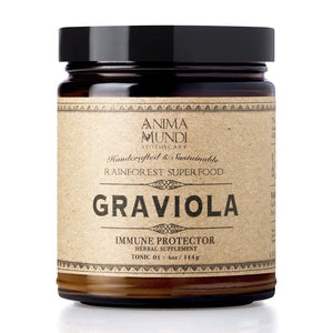 Graviola (Soursop - Guanabana) Powder | Immune Protector (New Higher Potency!)