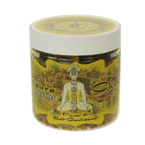 Manipura Chakra Herbal Resin Incense