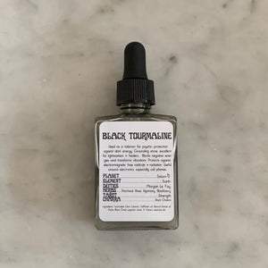 Black Tourmaline | Ritual Gem Essence