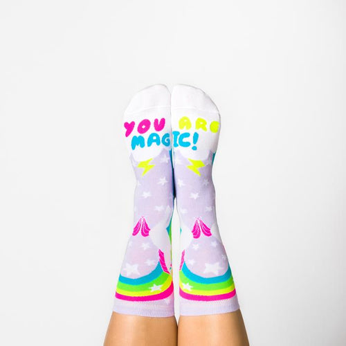 You Are Magic Crew Socks | Womxn's*
