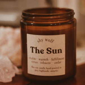 The Sun Candle