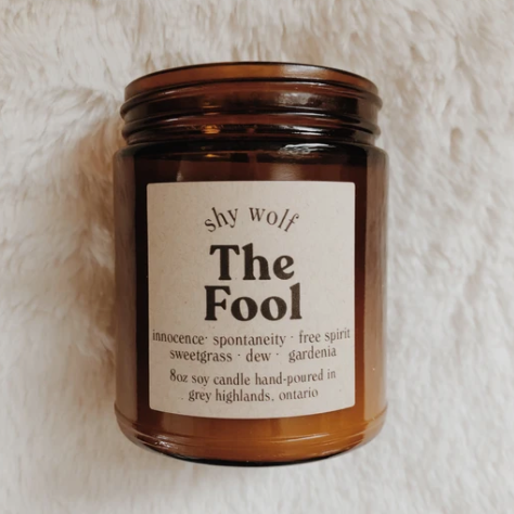 The Fool Candle
