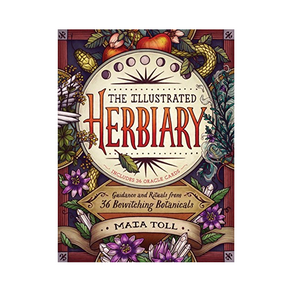 The Illustrated Herbiary (with Oracle Deck)