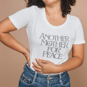 Another Mother For Peace | Scoop Neck