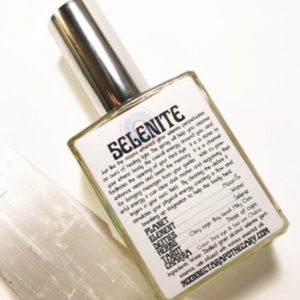 Selenite | Ritual Gem Essence Mist