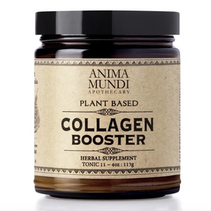 Collagen Booster Powder | Plant Based + Adaptogenic (New Higher Potency!)