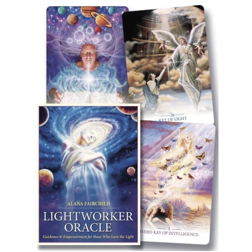 Lightworker Oracle Deck