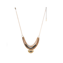 Load image into Gallery viewer, Corona Necklace | Copper Rutilated Quartz