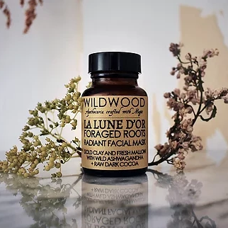 La Lune D'Or Foraged Roots Mask