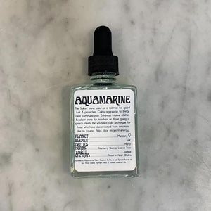 Aquamarine | Ritual Gem Essence