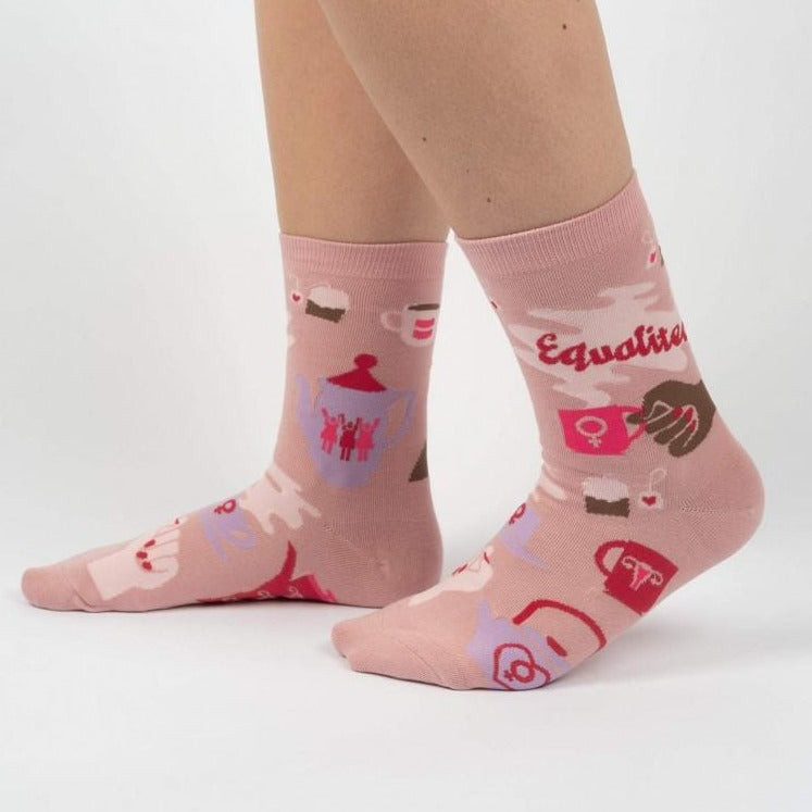 Equalitea | *Women's Crew Socks