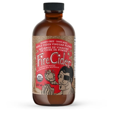 Honey-Free Fire Cider