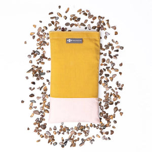Tiger's Eye Crystal Collection Eye Pillow