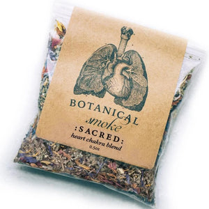 Botanical Sacred Herbal Smoke