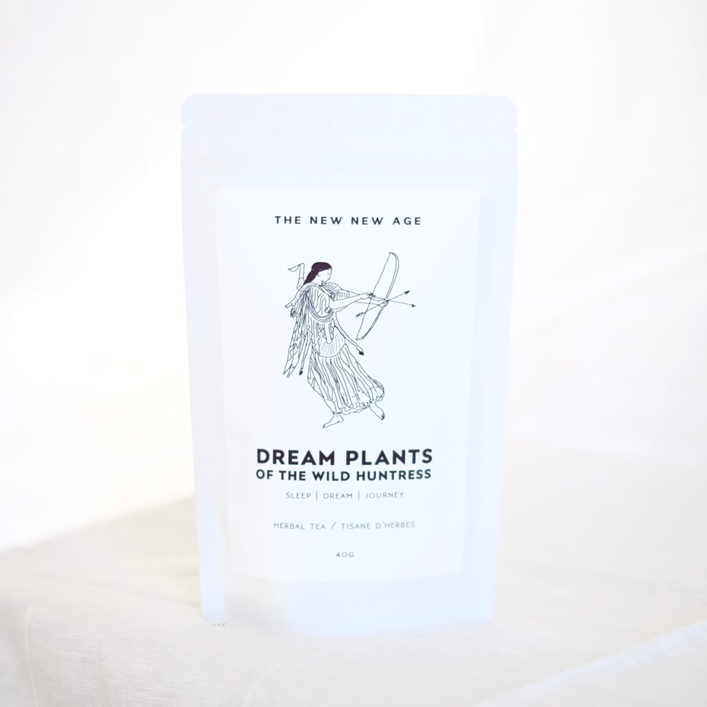 Dream Plants of the Wild Huntress Tea | Sleep Dream Journey