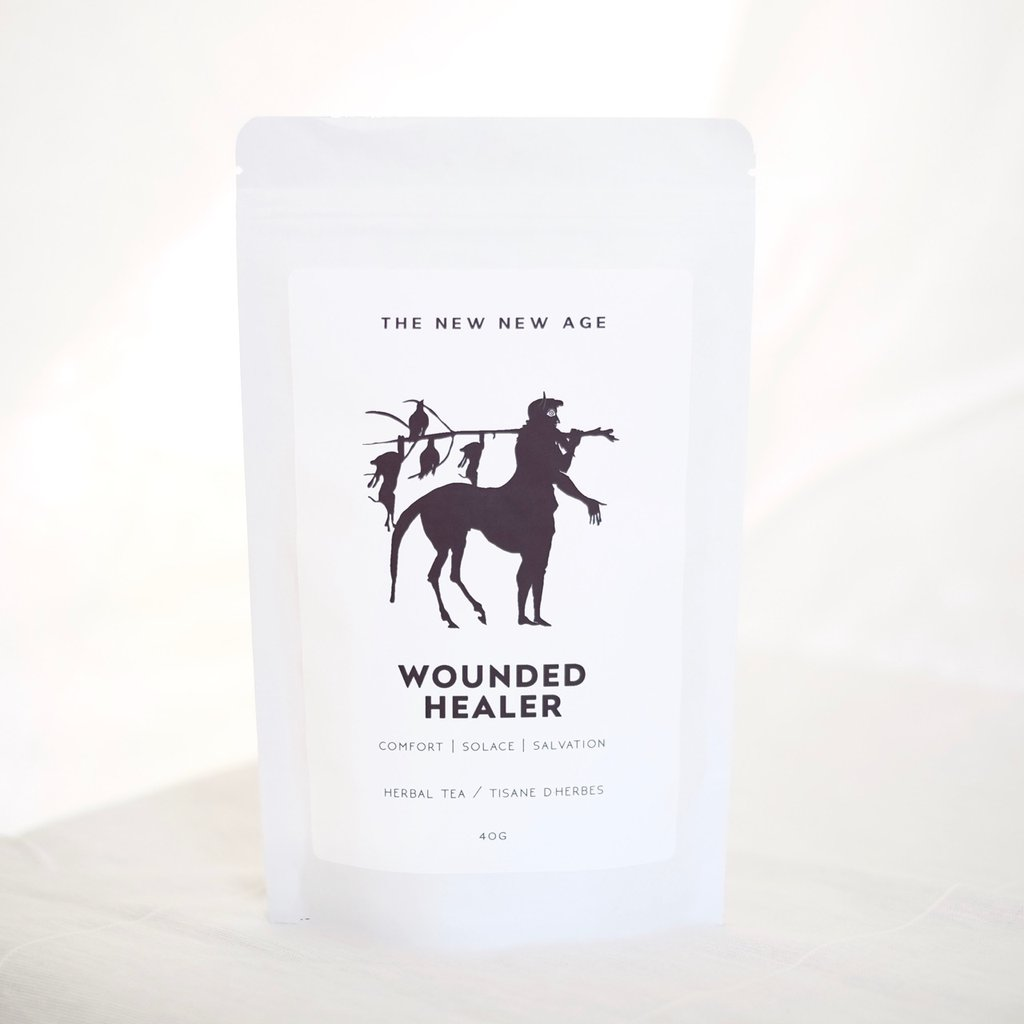 Wounded Healer Tea | Comfort Solace Salvation