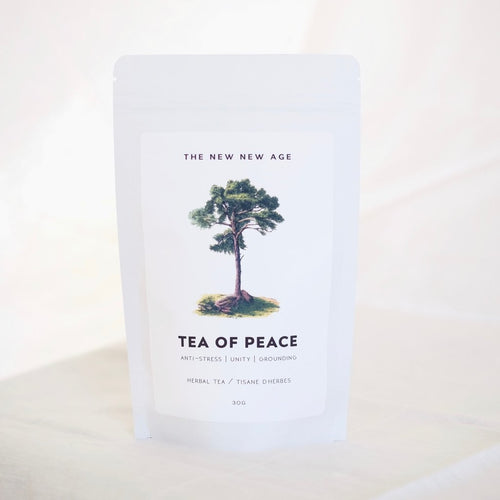 Tea of Peace | Anti-Stress Unity Grounding