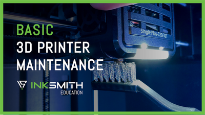 Basic 3D Printer Maintenance