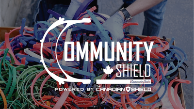 The Community Shield Project Wraps Up With 20,000 Total 3D Printed PPE Face Shields Donated