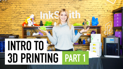 Introduction to 3D Printing: What is 3D Printing?