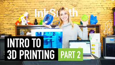 Introduction to 3D Printing: How to actually print!