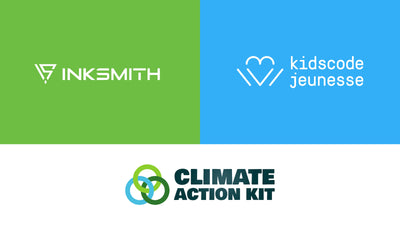 Coding for Climate Action with Kids Code Jeunesse
