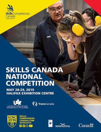 InkSmith at Skills Canada National Competition 2019