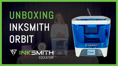 Unboxing the InkSmith Orbit 3D Printer