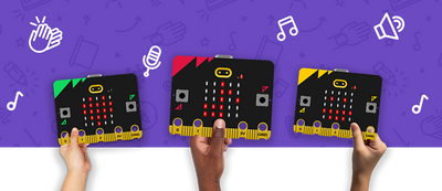 Pre-order the micro:bit V2 with InkSmith!