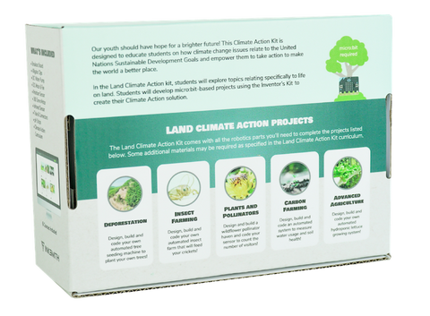Climate Action Kit Class Pack (12 for 10)