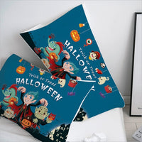 3D Halloween vampire Pillow Case Pillowcase 50x70/50x75/70x70 Decorative Pillow Cover,owl Bedding for Kids/baby/children