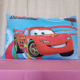 McQueen Car Pillow Case Sham for Kids Bedroom Decor 3d bedding Boys Pillow Cover 1 piece 48*74 cm Children's Baby Room new style