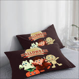 3D Happy Halloween Pillow Case Pillowcase 50x70/50x75/70x70 Decorative Pillow Cover,Cute vampire Bedding for Kids/baby/children