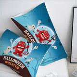 3D Halloween Witch Pillow Case Pillowcase 50x70/50x75/70x70 Decorative Pillow Cover,Bedding for Kids/baby/children Drop Ship