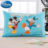 Disney 100% cotton pillow sham for kids bedroom Princess Winnie the Pooh pillow case covers 3d printed bedding Baby girls pink