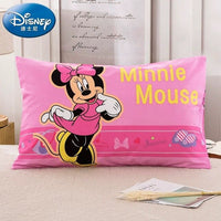 Mermaid Princess Disney pillow case for Girls bedroom decoration cotton pillow sham covers 3d printed bedding Baby boys 1 piece