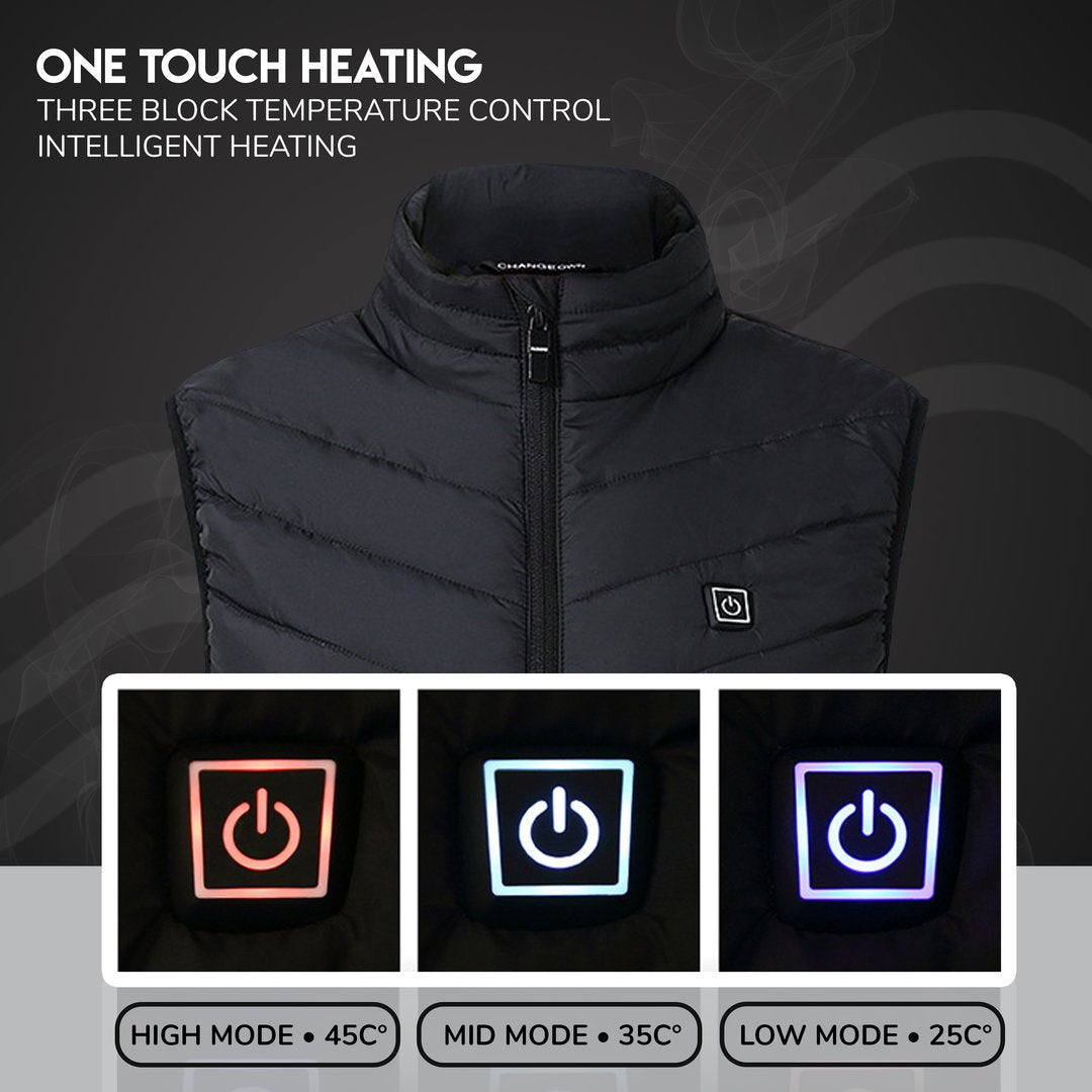 ThermaTech Heated Vests
