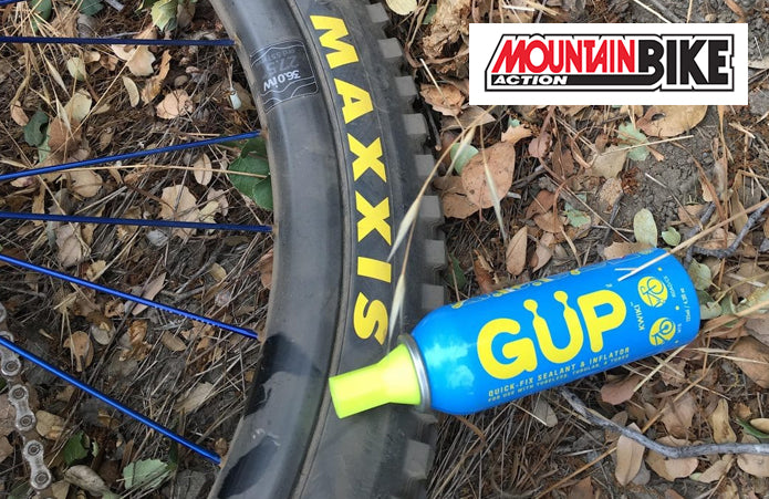 Product Test: GUP Quick-Fix Sealant And Inflator