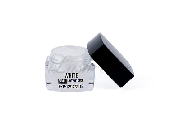 LUSHCOLOR CREAM PIGMENTS (WHITE)