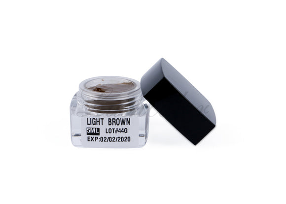 LUSHCOLOR CREAM PIGMENTS (LIGHT BROWN)