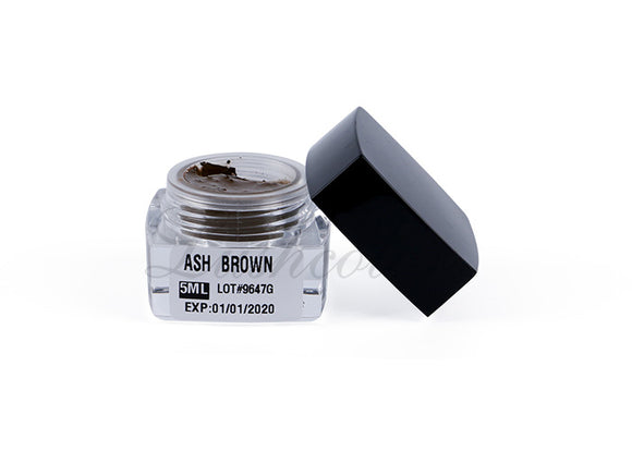 LUSHCOLOR CREAM PIGMENTS (ASH BROWN)