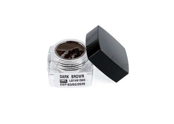 LUSHCOLOR CREAM PIGMENTS (DARK BROWN)
