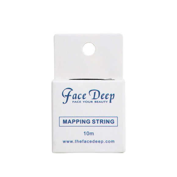 Face Deep Mapping String