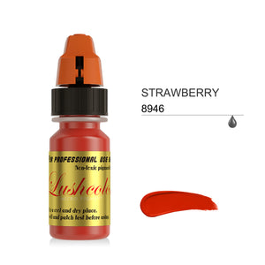 LUSHCOLOR Micro Semi Cream Pigments (8946 STRAWBERRY)