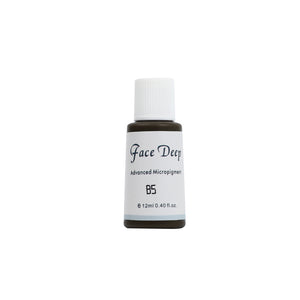 Face Deep Semi Cream Pigments for Eyebrow (B5 Golden Brown)